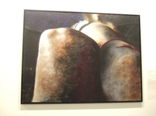 Fatma Tülin Öztürk - Nü (Nude) 1990