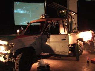ViaviaOral - Freedom Vehicle / Taliban Hummer (2011)