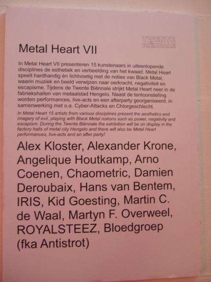 Metal Heart VII