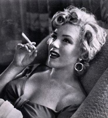 60's Famous Peoples Smoking 02