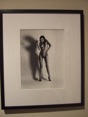Helmut Newton - Big Nude IV, Paris (1980)