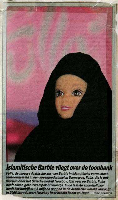 Islamitische Barbie (28-10-05)