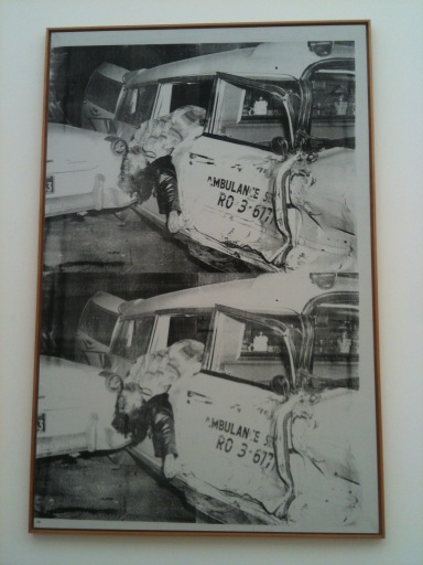 Andy Warhol - Ambulance Disaster 1963