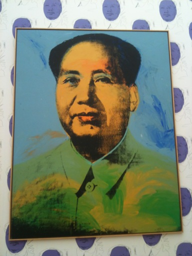 Andy Warhol - Mao 1973