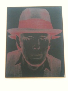 Andy Warhol - Portrait Joseph Beuys 1980