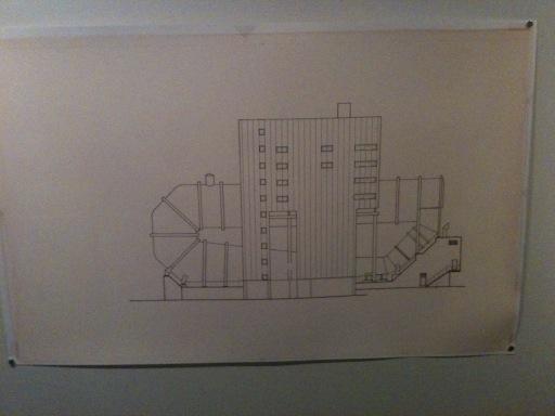 Ludwig Leo - Umlauftank der Versuchsanstalt für Wasser- und Schiffbau 1967-1976 03