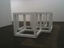 Sol LeWitt - Modular Cube 1970