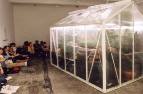 Peter Coffin - Untitled (Greenhouse)
