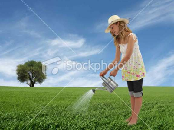 young-woman-gardener-watering