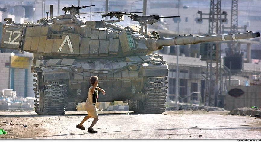 Winner: The tank