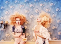 david_lachapelle_milk_maid