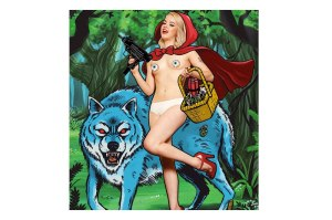 Mishka Releases their New NSFW 2013 Calendar by Ellen Stagg