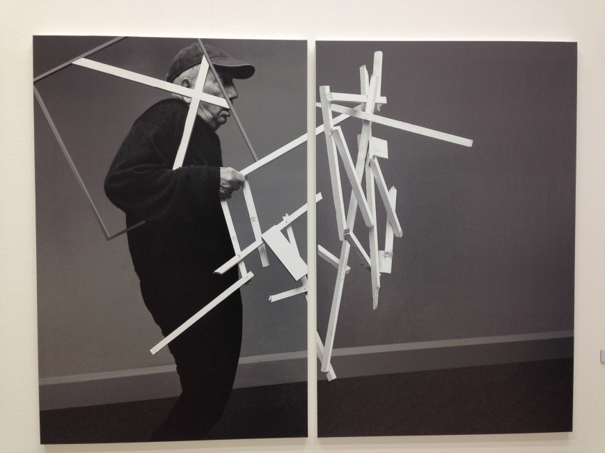 Anna & Bernhard Blume - Mondrian Kaputt (2004)