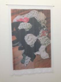 B. Wurtz at Galerija Gregor Podnar