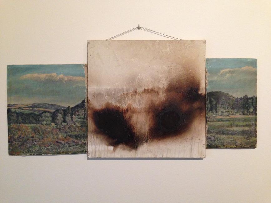 Kristýna Kužvartová - Edges of Landscape (2012)
