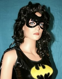 batgirl lifesized doll