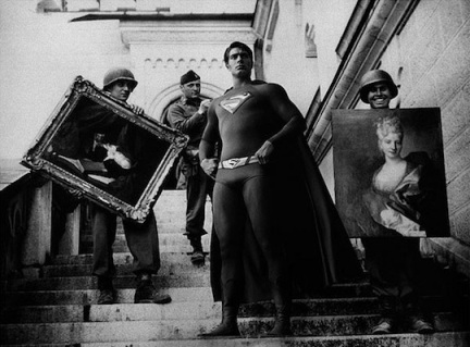 Superheroes-in-Old-War-Photos-11