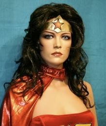 wonder woman life-sized doll
