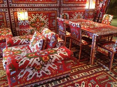 Farid Rasulov - Carpet Interior (2013) at Venice Biennnale IMG_2960