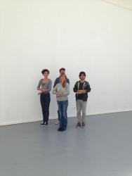 Alexandra Pirici & Manuel Pelmus - An immaterial retrospective of the Venice Biennale - IMG_3978