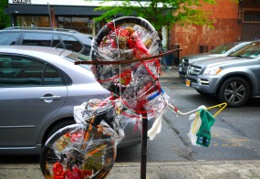 Bike-art-Williamsburg