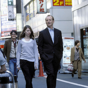 Sofia Coppola and Bill Murray on set Flickr - Photo Sharing